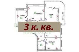 Стоимость замены электропроводки в трехкомнатной квартире фото